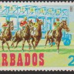 Barbados SG382