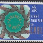 Barbados SG387