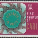 Barbados SG389