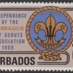 Barbados SG393
