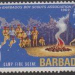 Barbados SG395