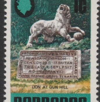 Barbados SG399