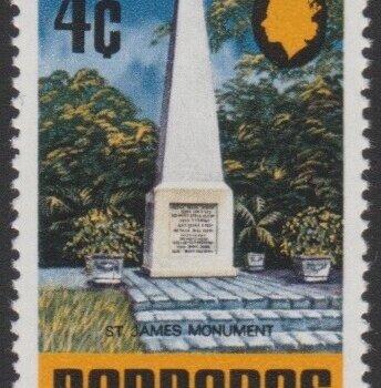 Barbados SG402