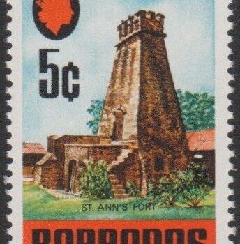 Barbados SG403