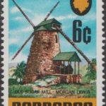 Barbados SG404