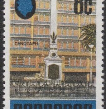 Barbados SG405