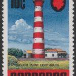 Barbados SG406