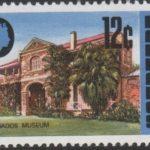 Barbados SG407