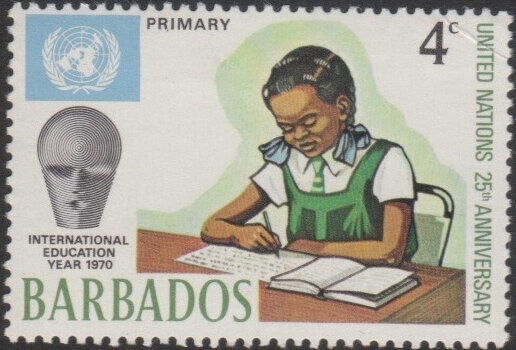 Barbados SG415