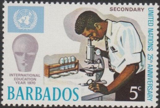 Barbados SG416
