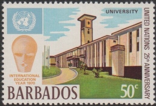 Barbados SG418