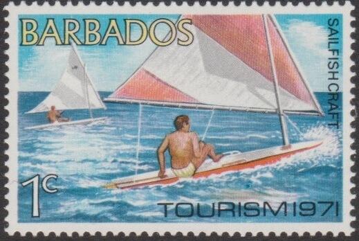 Barbados SG429