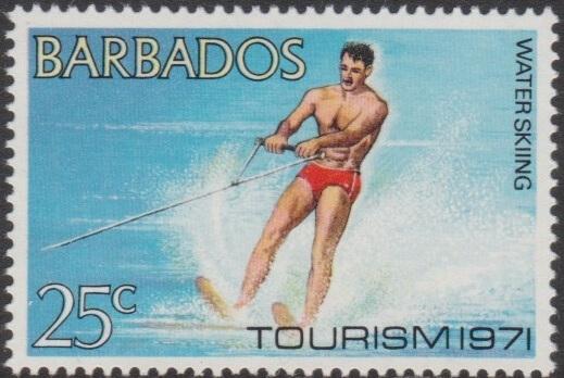 Barbados SG432