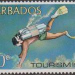 Barbados SG433