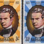 Barbados SG434-435