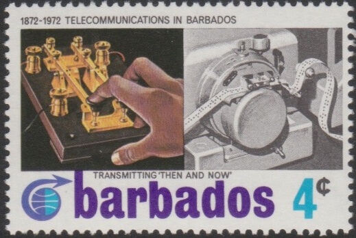 Barbados SG440