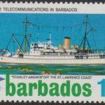 Barbados SG441