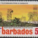 Barbados SG443