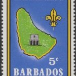 Barbados SG444
