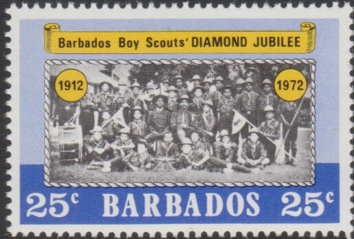 Barbados SG446