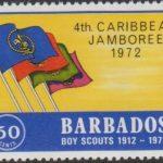 Barbados SG447
