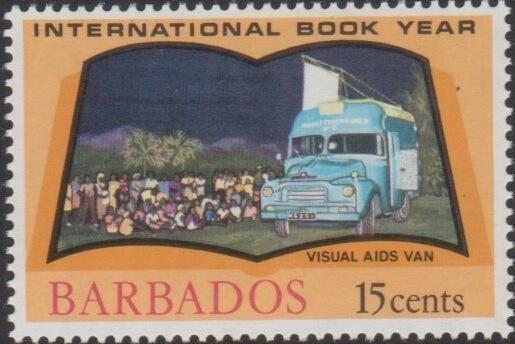 Barbados SG449