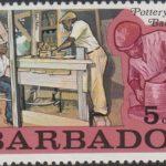 Barbados SG468