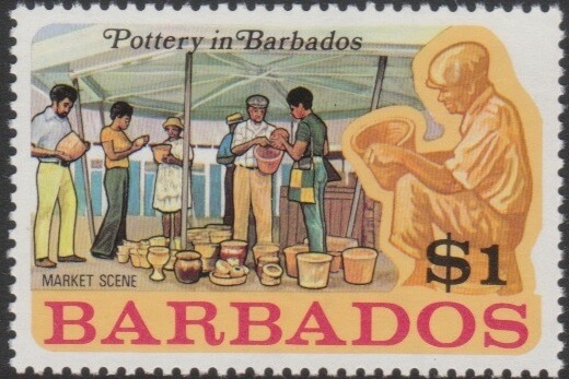 Barbados SG471