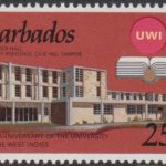 Barbados SG477