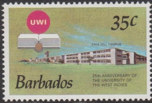 Barbados SG478