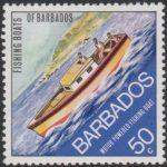 Barbados SG482