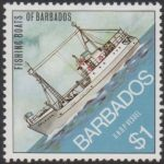 Barbados SG483