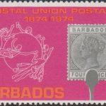 Barbados SG501