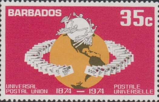 Barbados SG502