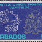 Barbados SG503