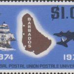 Barbados SG504