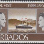 Barbados SG506