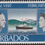 Barbados SG507