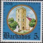 Barbados SG526