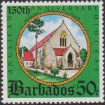 Barbados SG528