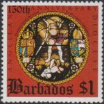 Barbados SG529
