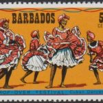 Barbados SG534