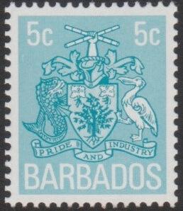 Barbados SG536