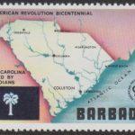 Barbados SG561
