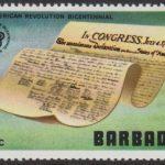 Barbados SG563