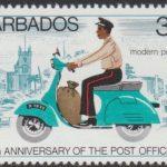 Barbados SG566