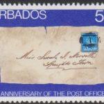 Barbados SG567