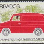 Barbados SG568