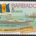 Barbados SG569
