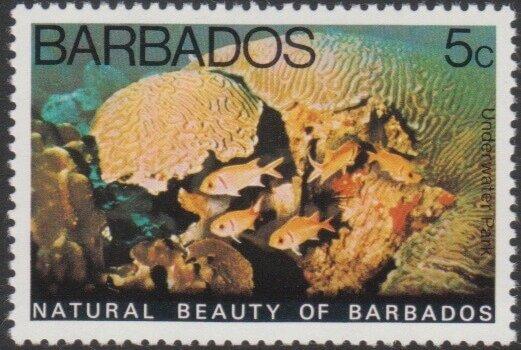 Barbados SG577